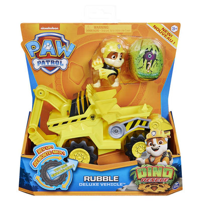 PAW PATROL DINO RESCUE VEHICLE RUBBLE