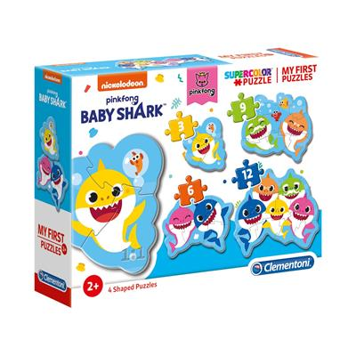 CLEMENTONI BABY SHARK PUZZEL MY FIRST