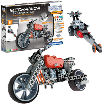 CLEMENTONI MECHANICA MOTOR 2 IN 1 TECHNOLOGIC