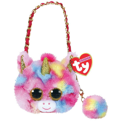 TY FASHION PORTEMONNEE UNICORN FANTASIA