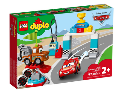 LEGO 10924 DUPLO LIGHTNING MC QUEEN'S RACE DAY