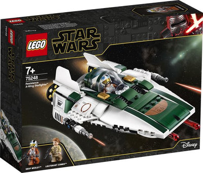 LEGO 75248 STARWARS A-WING STARFIGHTER