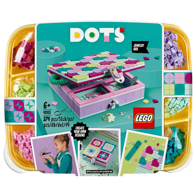 LG 41915 DOT'S JEWELLERY BOX