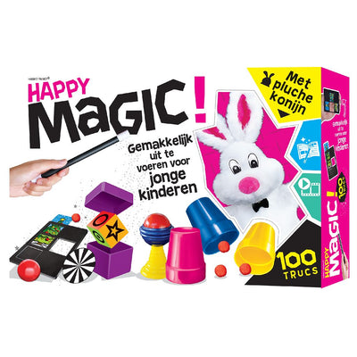 HAPPY MAGIC 100 TRUCS