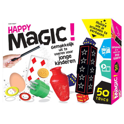 HAPPY MAGIC 50 TRUCS