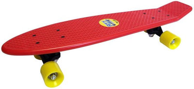 STREET SURF FIZZ SKATEBOARD RED