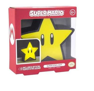 SUPER STAR LIGHT WITH SOUND