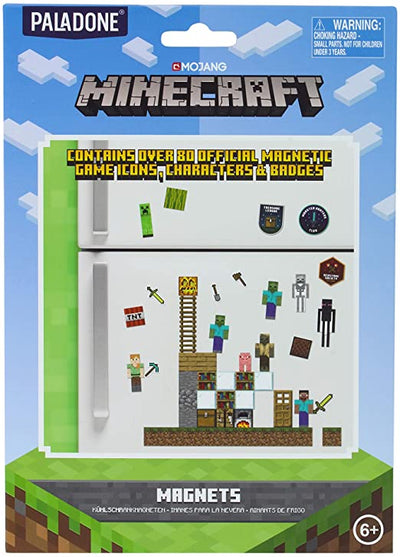 MINECRAFT BUILD A LEVEL MAGNET