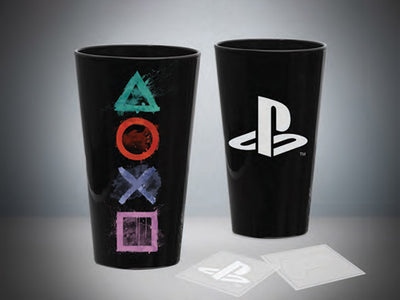 PLAYSTATION GLASS AND GADGET DECALS