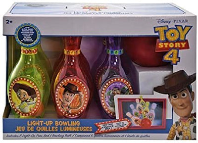 TOY STORY LIGHT UP BOWLING SET