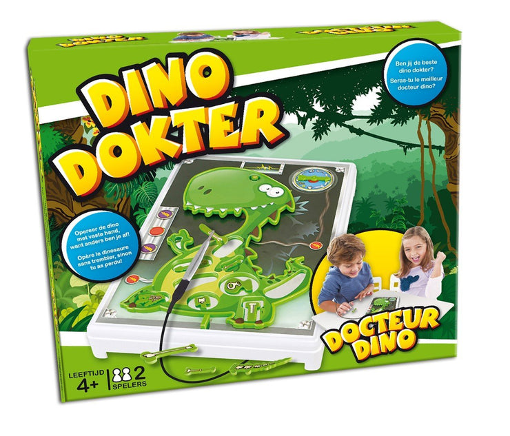 The Dino Dokter Game