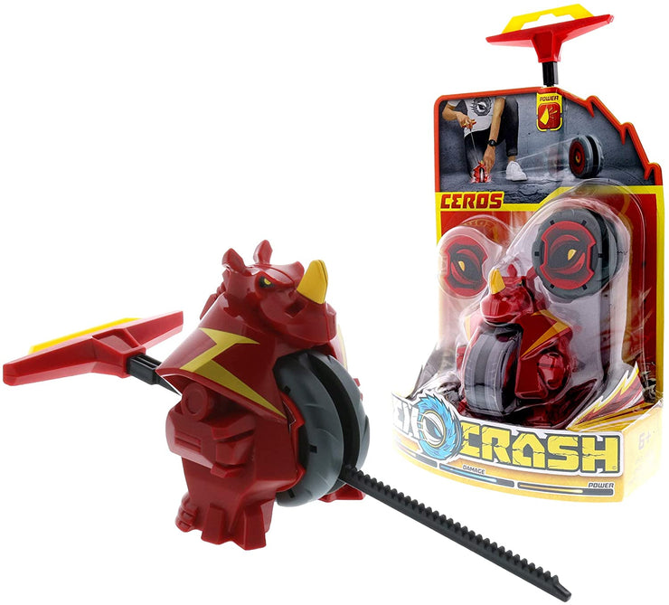Goliath Exocrash Rhino Red