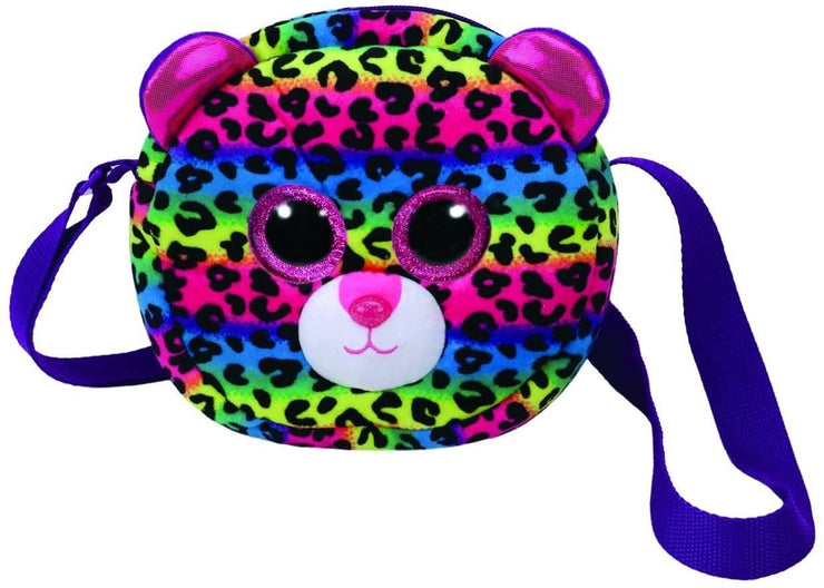 TY GEAR DOTTY LEOPARD BAG