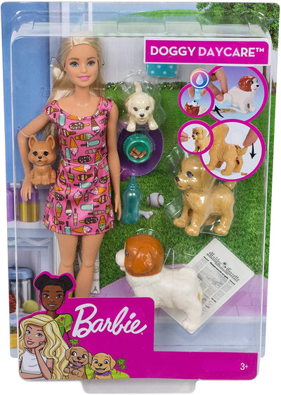 BARBIE DOGGY DAYCARE ASST