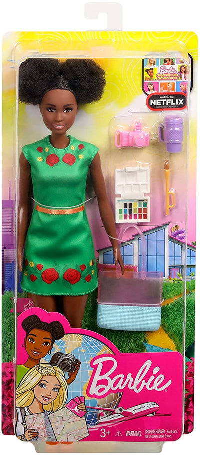 Barbie Dreamhouse Adventures Nikki