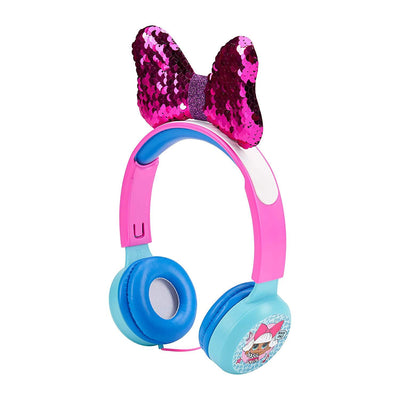 LOL Surprise Molded Headphones with Sequence Bow