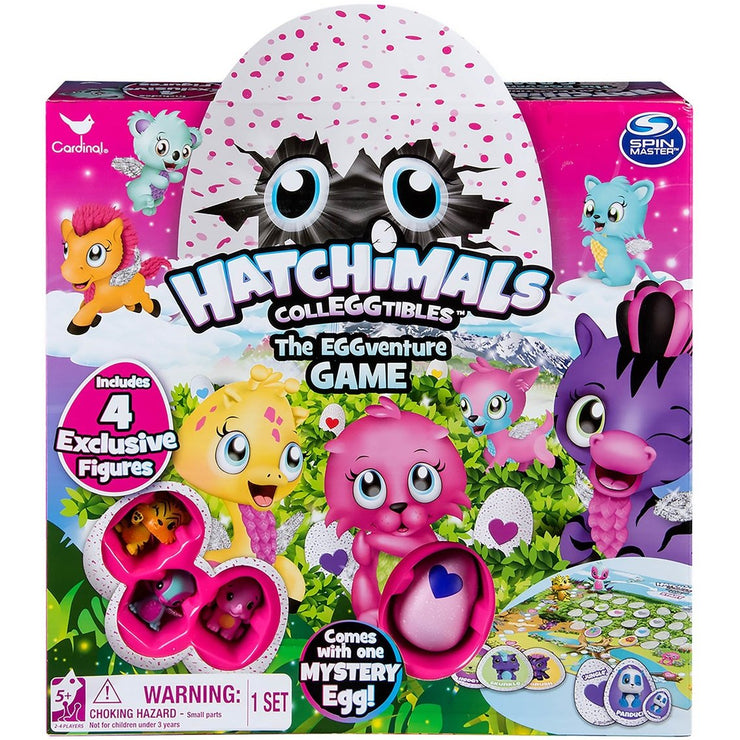 Hatchimals CollEGGtables The EGGventure Game