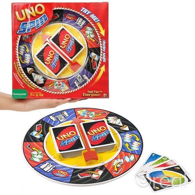 UNO SPIN TABLE GAME