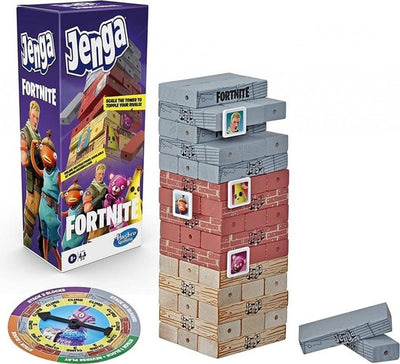 FORTNITE JENGA
