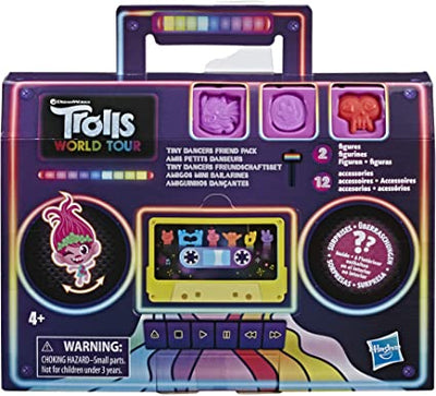 TROLLS TINY DANCERS FRIEND PACK