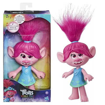 TROLLS WORLD TOUR SUPERSTAR POPPY