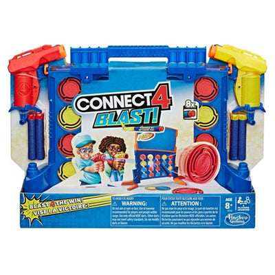 CONNECT 4 NERF GAME