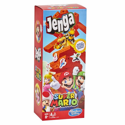 JENGA SUPER MARIO GAME