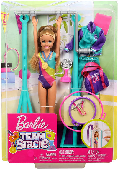 BARBIE STACIE GYMNASTICS PLAYSET
