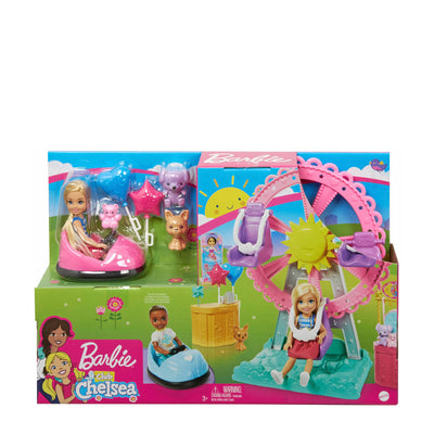 BARBIE CHELSEA CARNIVAL PLAYSET