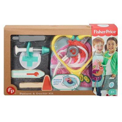 FISHER PRICE PATIENT AND DOCTOR KIT