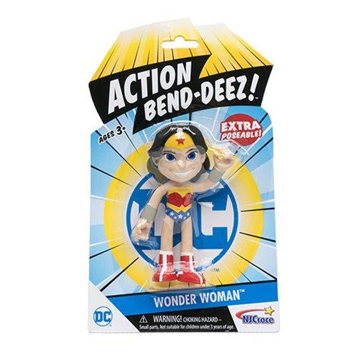 ACTION BENDABLES WONDERWOMAN