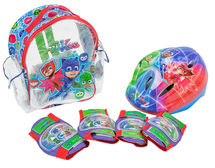 PJ Mask Bag with Protection Set