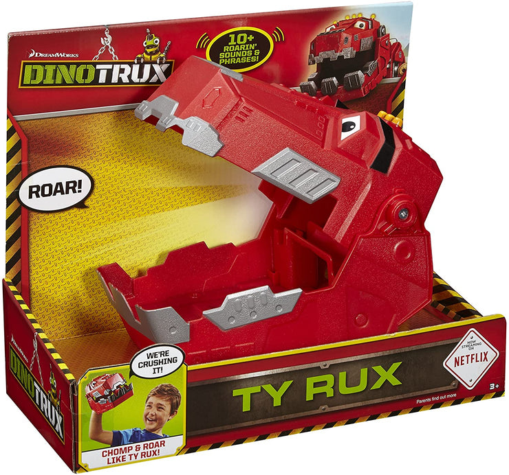 DinoTrux Chomp & Roar Like TY Rux