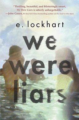 WE ARE LIARS - E. LOCKHART