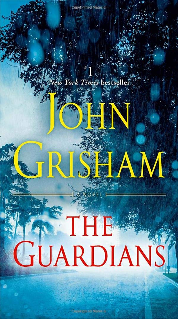 THE GUARDIANS -JOHN GRISHAM