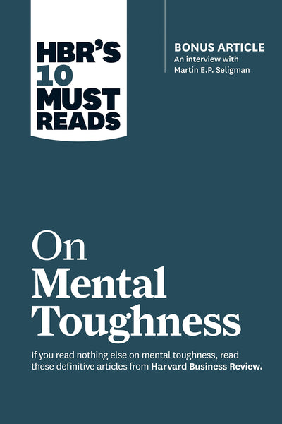 10 MUST READ ON MENTAL TOUGHNESS
