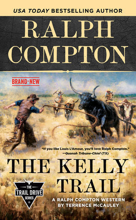 THE KELLY TRAIL- RALPH COMPTON