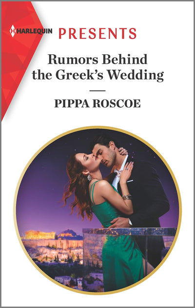 HARLEQUIN RUMORS BEHIND THE GREEK'S WEDDING