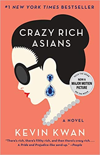 CRAZY RICH ASIANS-KEVIN KWAN