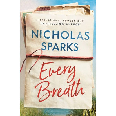 EVERY BREATH-NICHOLAS SPARKS