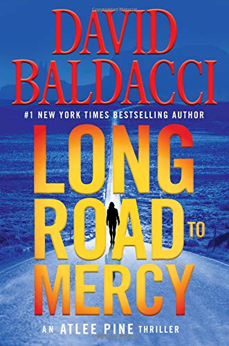 LONG ROAD TO MERCY-DAVID BALDACCI