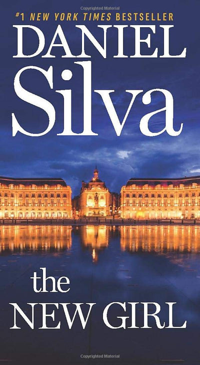 THE NEW GIRL-DANIEL SILVA