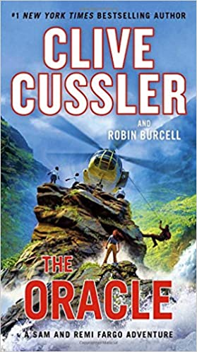 ORACLE-CLIVE CUSSLER