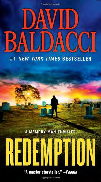 REDEMPTION-DAVID BALDACCI