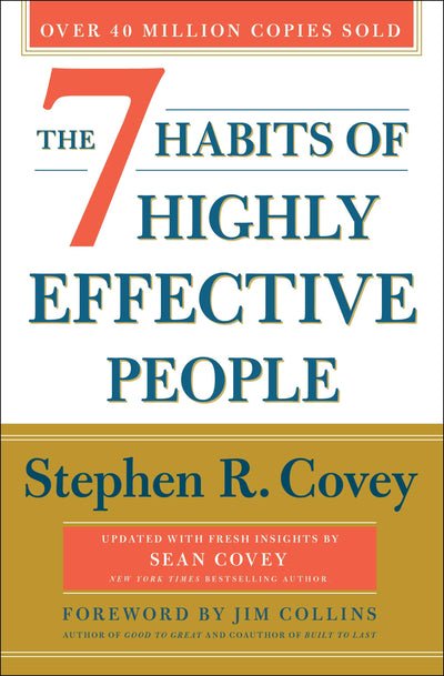THE 7 HABITS OF HIGHLY EFFECTIVE PEOPLE-STEPHEN R COVEY