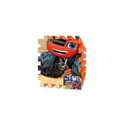 Blaze Foam Puzzle 9 Pieces