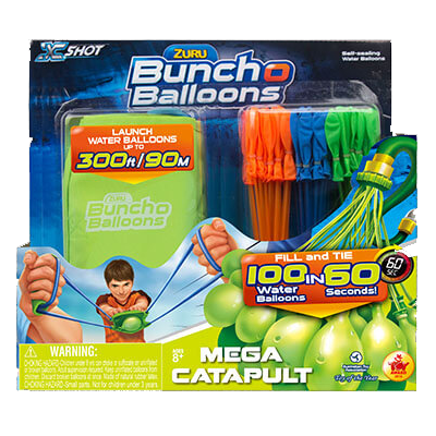 Zuru Bunch O Balloons Mega Catapult