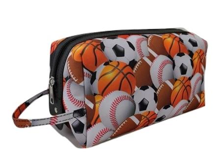 Top Trenz Toiletry Bag Sports
