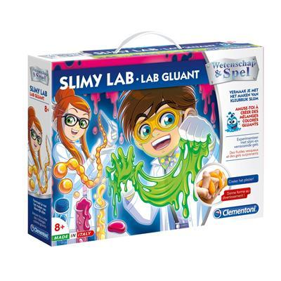 Clementoni Discovery Set Slimy Lab