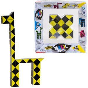 Clown Magic Puzzle 48DLG Yellow